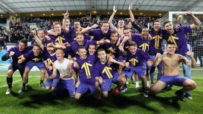 El Maribor, un histórico esloveno con escasa experiencia europea