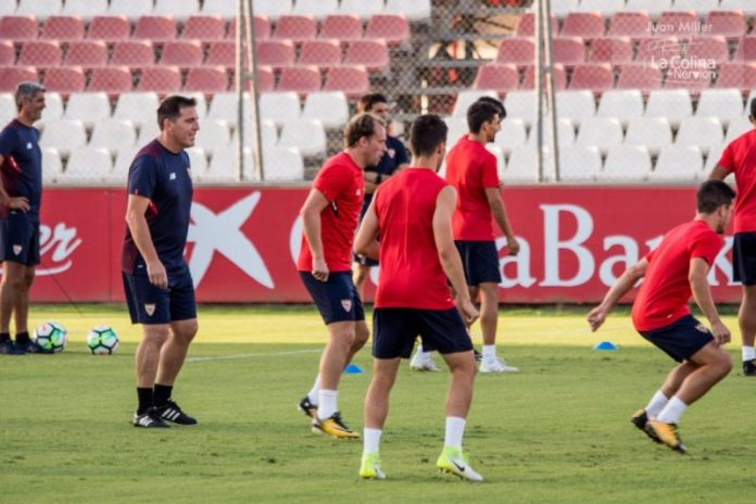 Un solo delantero y las rotaciones, protagonistas de la lista frente al Eibar