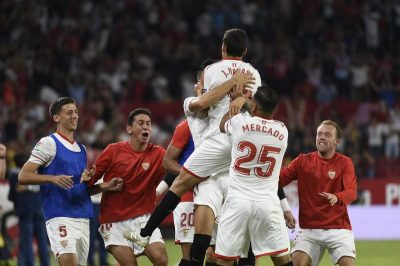 El gol, la asignatura pendiente del Sevilla