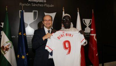Biri-Biri disfrutó de la Champions