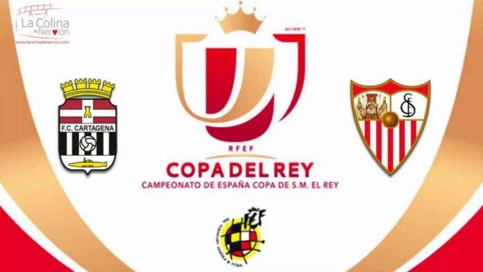 El Sevilla busca reencontrarse en Cartagena