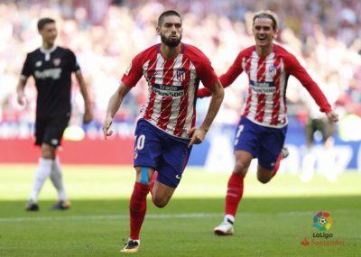 El Atlético arrebata la segunda plaza al Sevilla