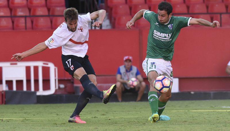 Carrillo se marcha del filial traspasado al Cádiz CF