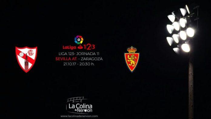 El Sevilla Atlético necesita reaccionar ante un Zaragoza que escala por el ascenso