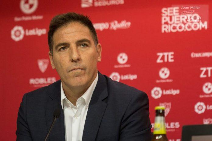 Berizzo: «Siempre tenemos la guardia alta y mañana espera un rival que juega muy bien»