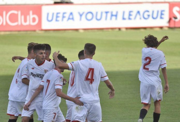 Punto meritorio para el Sevilla Juvenil en Moscú