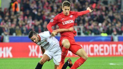 El Sevilla dominó todo… menos el marcador