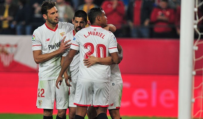 Nolito y un buen Sevilla remontan y tumban al Celta