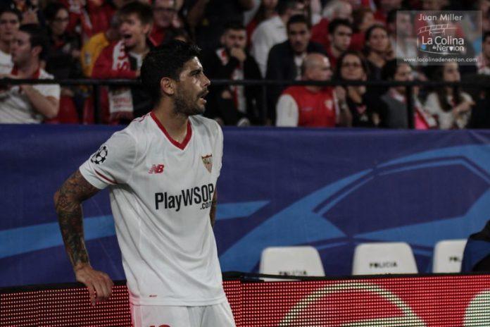 Las mejores fotos del Sevilla – Spartak