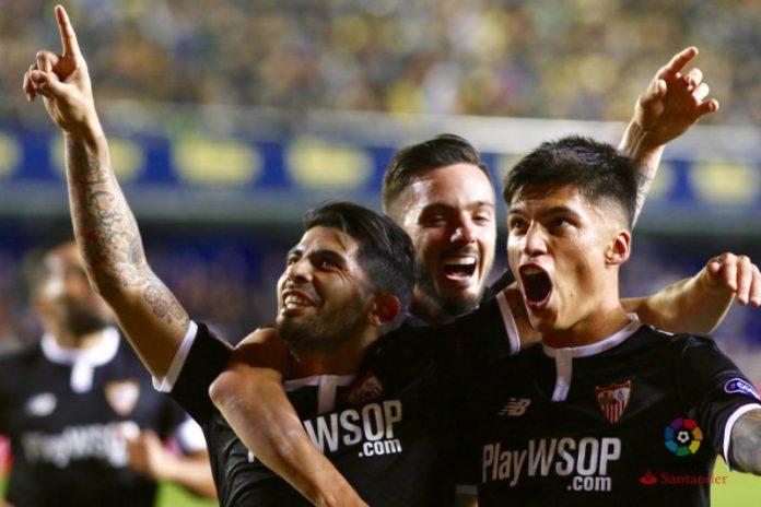 La clave del cambio de cara del Sevilla ante el Villarreal