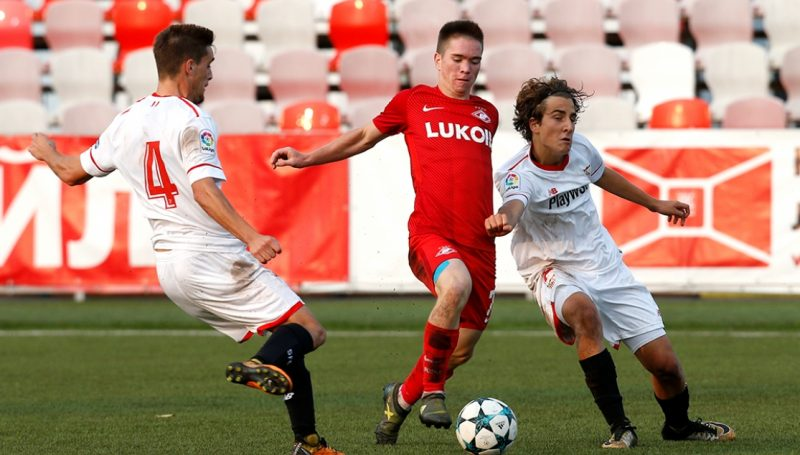 sevilla fc youth league