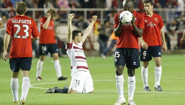 Así llega el Osasuna al partido frente al Sevilla