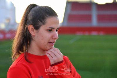 Helena Torres, prometedor futuro en el Sevilla
