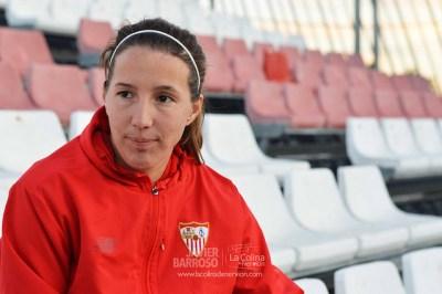 """Jenni Morilla: """"He soñado muchas veces jugar un derbi en Primera"""""""