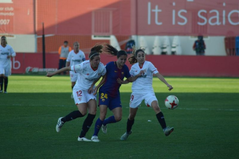 Los tres puntos de El Viejo Nervión se van a Barcelona