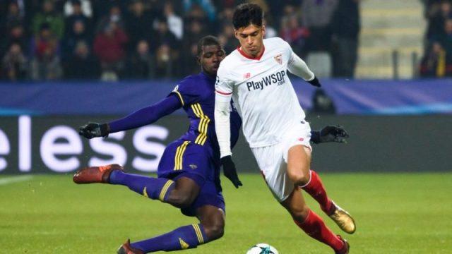 Buenas estadísticas del Sevilla frente al Maribor