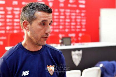"""Paco García: """"Cualquier día veremos al Sevilla Femenino en el Sánchez-Pizjuán"""""""
