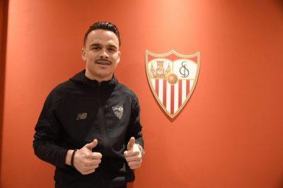 Roque Mesa, nuevo jugador del Sevilla