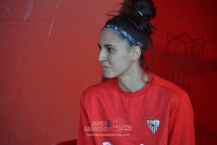 Noelia Gil: «Me surgió la oportunidad de venir a Sevilla y no lo dudé»