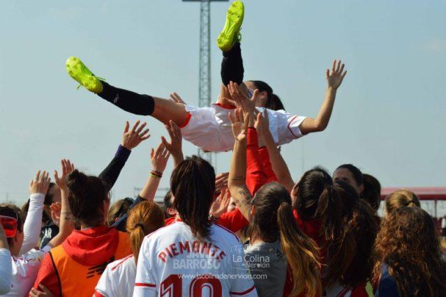 Las mejores fotos del Sevilla Femenino – Zaragoza CFF