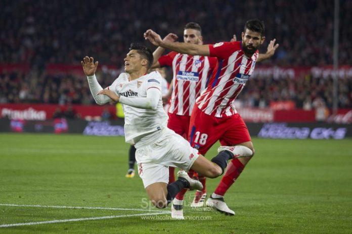 Las mejores fotos del Sevilla FC – Atlético de Madrid