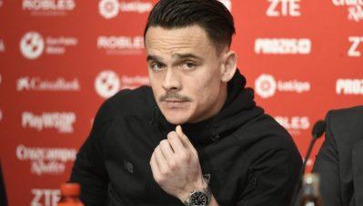 Roque Mesa y el Sevilla FC, ante la necesidad de entenderse