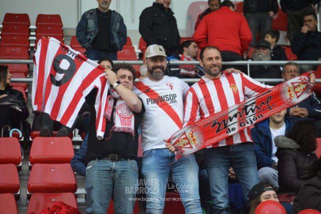 Las mejores fotos del Sevilla Atlético – Sporting de Gijón