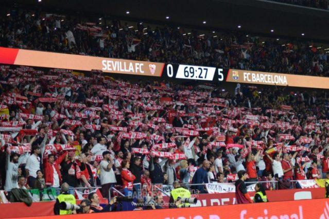 Las mejores fotos de la Final de la Copa del Rey