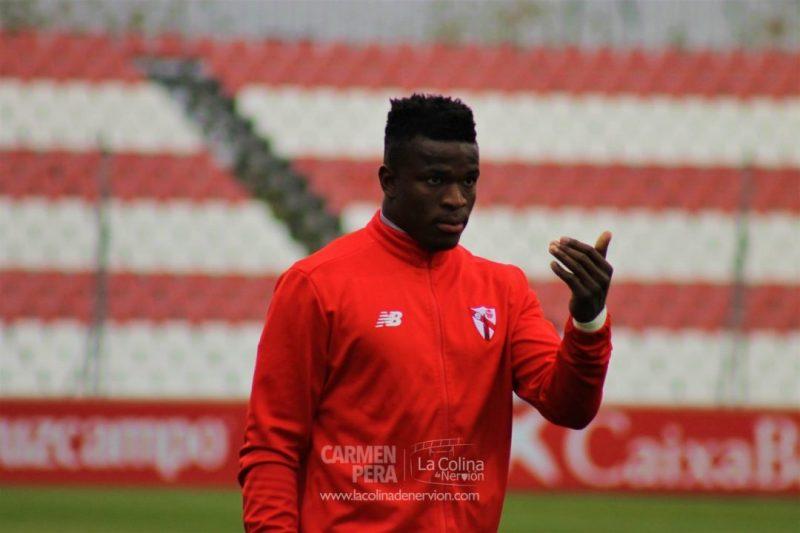 Las mejores fotos del Sevilla Atlético – Granada CF