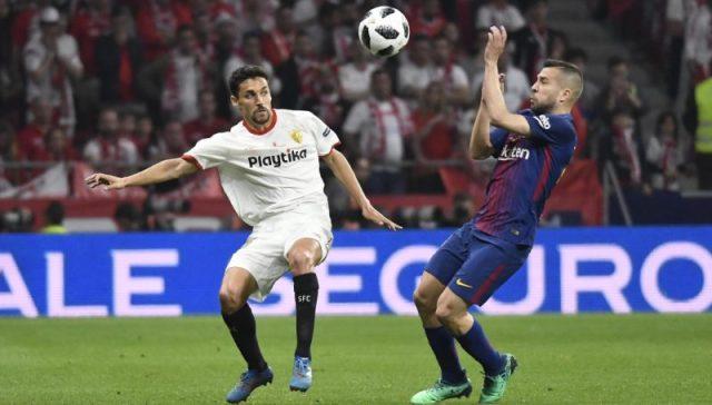 El FC Barcelona desactivó el centro del campo sevillista