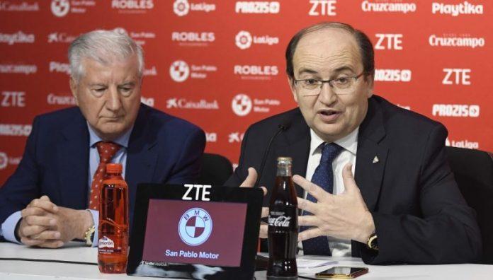 Los quebraderos de cabeza del Sevilla con respecto al nuevo director deportivo