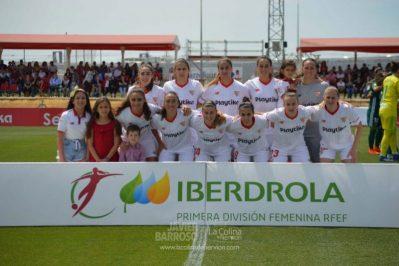 Las mejores fotos del derbi femenino entre el Sevilla y el Betis