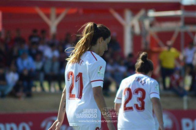 El partido del Sevilla FC Femenino, suspendido