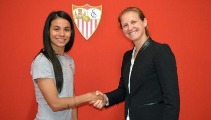 Francisca Lara renueva un año más con el Sevilla