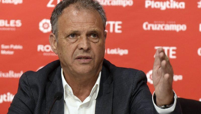 Caparrós habla claro sobre las renovaciones: «No serán a cualquier precio»