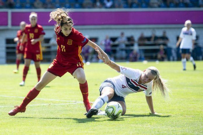 Olga Carmona nominada al Gol de la temporada 2017/18