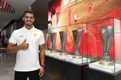 """André Silva: """"Estoy muy contento de estar aquí"""""""