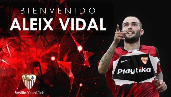 Aleix Vidal vuelve a casa
