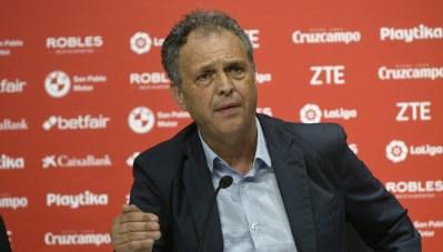 El Sevilla intentará reforzar la plantilla en el próximo mercado invernal
