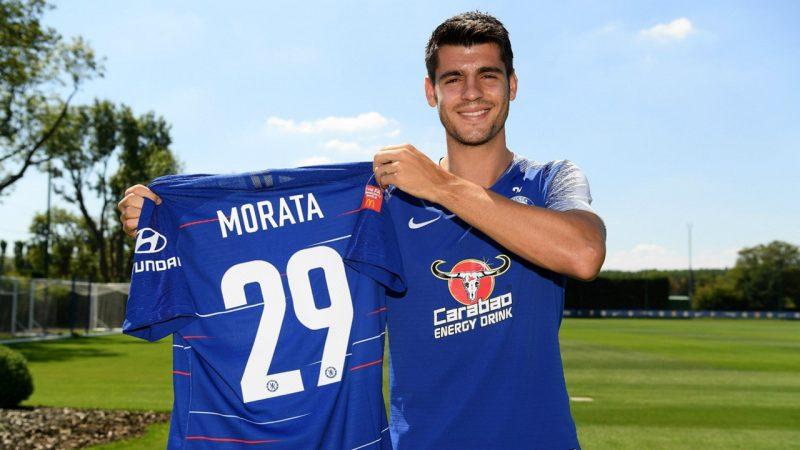 El Sevilla mantiene contactos por Morata