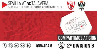 En busca de la segunda victoria, ahora ante el Talavera