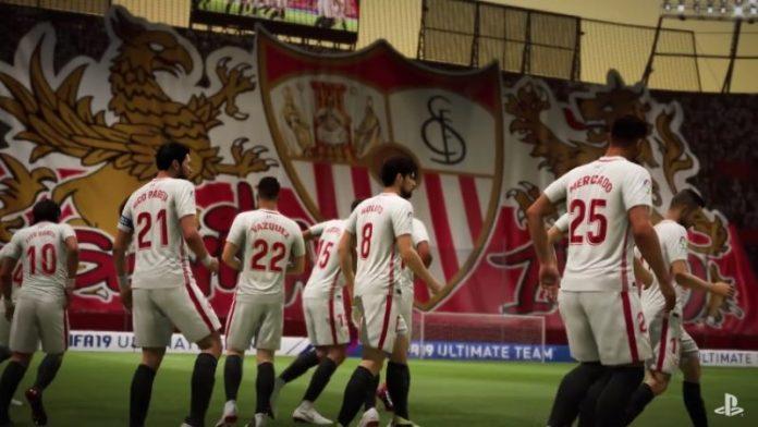 Así es el Sevilla en FIFA 20