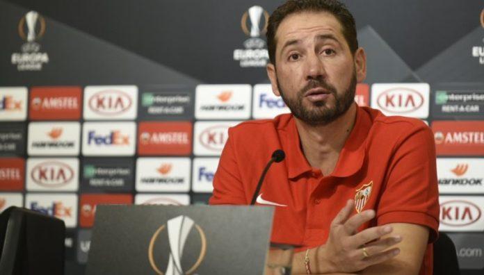 Machín habla sobre una Lazio sin Luis Alberto y sobre Immobile y las lesiones del Sevilla