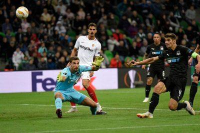 Así fue la segunda jornada de la Europa League