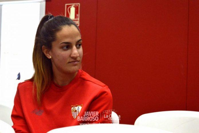 Lucía: «El equipo va a llegar lo más lejos posible»
