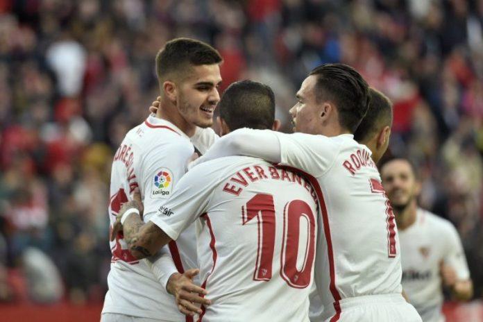 El Sevilla suele sacarle partido al parón de noviembre