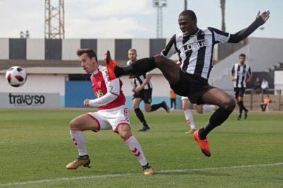 El Sevilla se interesa por Kibamba
