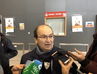 Castro, sobre cómo afronta el equipo el partido, la fuerza de Pablo Machín y las renovaciones pendientes