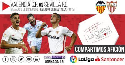 A Valencia en busca del liderato