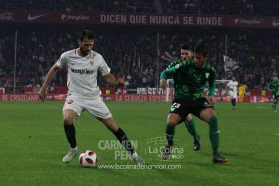 Las mejores fotos del Sevilla FC – CF Villanovense